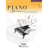 Piano Adventures: Level 4: Lesson Book (2nd Edition) 978161