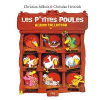 【现货】法语原版 不一样的卡梅拉1-4故事合辑 Les P'tites Poules - Album collecto