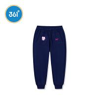 361度女童装 女中大童加厚长裤2018冬季新品 N61844565