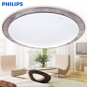 飞利浦(PHILIPS) LED吸顶灯恒源系列24W客厅灯卧室照明圆形护眼灯
