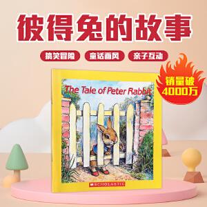 顺丰包邮 彼得兔小时候的故事 The Tale of Peter Rabbit Beatrix Potter 英文原版亲子读物