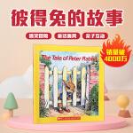 顺丰发货 彼得兔小时候的故事 The Tale of Peter Rabbit Beatrix Potter 英文原版