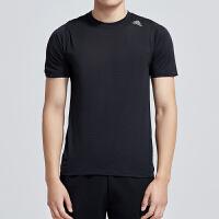 adidas阿迪达斯男服短袖T恤2019新款健身训练运动服DX0791
