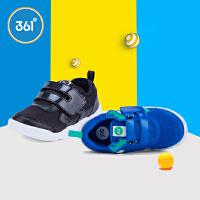 【线下同款】361度童鞋小童鞋男童休闲鞋18秋季新款儿童学步鞋男鞋子 K71834803 红色/