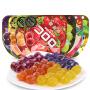 日本进口糖果UHA悠哈味觉糖果汁软糖40g/袋 QQ糖水果糖休闲零食品
