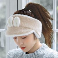 耳帽女冬季保暖耳罩护耳朵防冻骑车防寒耳包耳暖冬天跑步耳套耳护