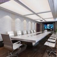 办公家具洽谈桌椅大型会议桌长桌条桌培训桌开会桌简约现代