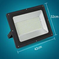 LED投光灯超亮户外广告投射灯防水远程强光工程工地照明探照灯