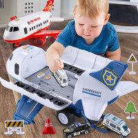 玩具飞机轨道汽车消防工程智力开发2-3-6周三四五岁儿童8益智
