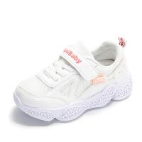 女童运动鞋新款透气春款鞋子儿童网面网鞋