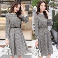 时尚韩版潮流百搭修身显瘦气质唯美可爱年春季连衣裙