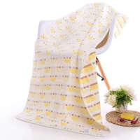 加大尺寸全棉毛巾被纯棉纱布盖毯婴儿童夏季空调被春秋午睡毯子