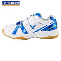 VICTOR胜利 儿童羽毛球鞋透气男童女童青少年运动鞋防滑SH-C05