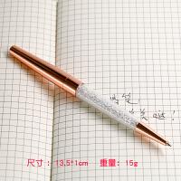 水晶笔 圆珠笔 激光刻字礼品定制 节日礼物 生日 抖音