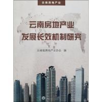 云南房地产业发展长效机制研究 云南大学出版社