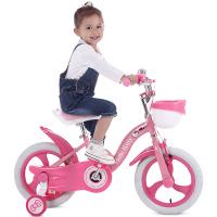 儿童自行车女孩女童小孩宝宝童车单车12/14/16寸2-3-6岁车