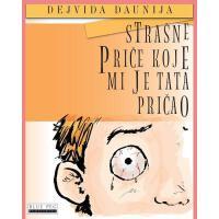 【预订】Strasne Price Koje Mi Je Tata Pricao (Serbian Edition)