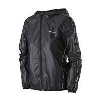 adidas阿迪达斯NEO女子外套夹克18新款修身梭织休闲运动服CV7304