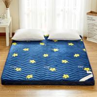 家纺床褥床垫1.5m床1.8m单人1.2米0.9学生宿舍床垫海绵褥子榻榻米
