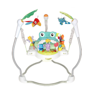 宝宝跳跳椅乐园婴儿健身器架0-1岁玩具3-6-12个月