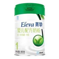 雅培(Abbott) 【旗舰店】Eleva菁挚有机婴儿配方奶粉原菁智1段900克 (新效期丹麦进口) 900g*1罐(