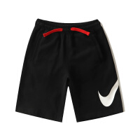耐克(NIKE)新款儿童短裤 轻薄吸汗 男童休闲运动短裤