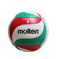 Molten/摩腾 排球 V5M1500-SH PU材质 软合成皮革 机缝 18拼块