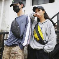 户外韩版潮牌斜挎包男腰包女胸包学生运动小包跑步包手机包
