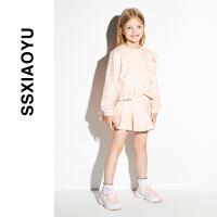 女童套装春款2020儿童宝宝卫衣中大童儿童套装