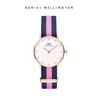 DanielWellington丹尼尔惠灵顿 dw手表女 26mm镶钻小表盘石英女表
