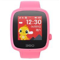 360儿童电话手表 彩色触屏版 防丢防水GPS定位 儿童手机 360儿童手表SE 2代 W608 智能彩屏电话手表 樱