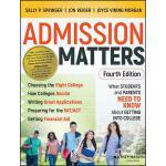 【预订】Admission Matters What Students and Parents Need to Kno