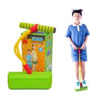 儿童青蛙跳弹力训练弹跳鞋娃娃跳幼儿园户外运动体育器材健身玩具