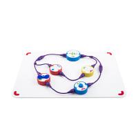 儿童拼装磁铁物理启蒙玩具 男女孩益智磁性积木