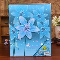 相册影集5R7寸200张礼盒装家庭成长纪念册新生儿礼物 200