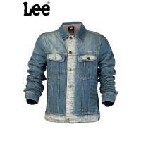 Lee 【断码】春季新品时尚男士牛仔长袖夹克L14032D01U26