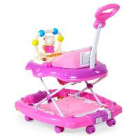 婴儿学步车带音乐多功能可摇可手推 7-18个月