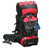 55L可调节背负系统 登山包 野营包 休闲包 防雨罩 支持礼品卡支付