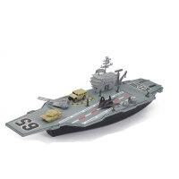 大号航空母舰玩具航母飞机汽车运输小汽车玩具套装儿童男孩玩具 运输套装