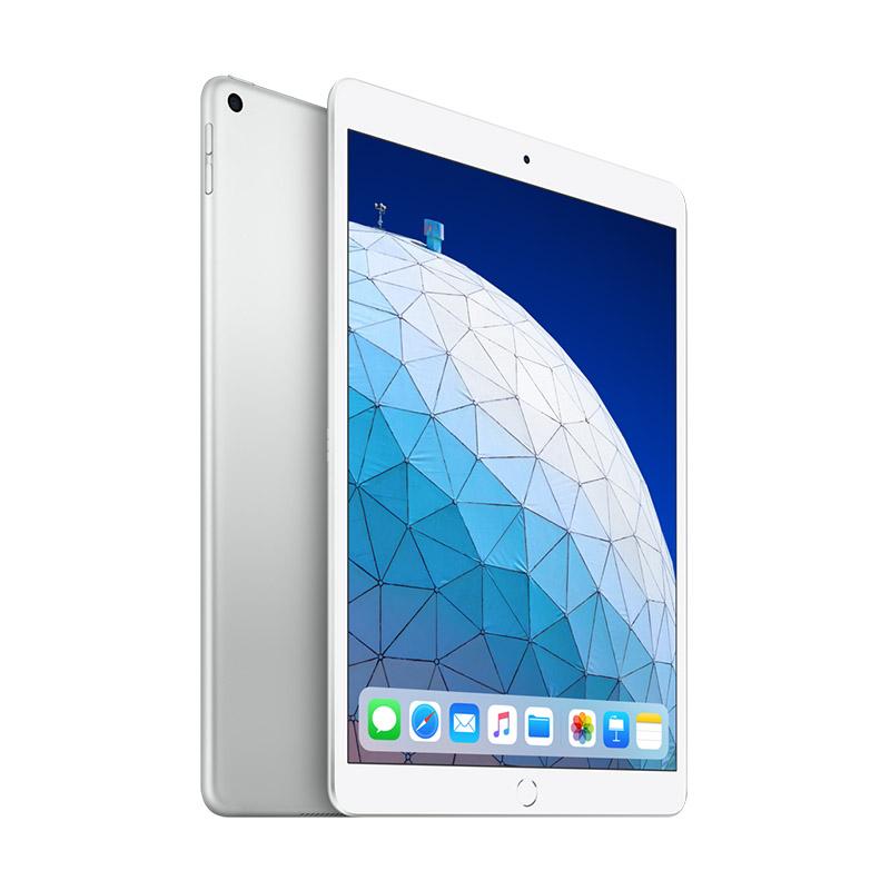 Apple iPad Air 2019款平板电脑 10.5 英寸 64G WLAN版 银色 MUUK2CH/A 国行正品 全国联保