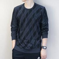 Adidas阿迪达斯 男子 运动休闲卫衣 时尚舒适套头衫 BR2532