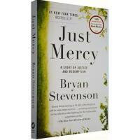 正义的慈悲 英文原版 平装 Just Mercy