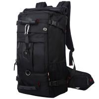 旅行包男士双肩包多功能登山包出差大容量书包旅游运动背包男户外