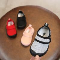 春夏透气小童鞋女宝宝婴儿软底防滑学步鞋夏宝宝凉鞋1-3岁男宝宝
