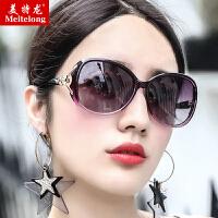 太阳镜墨镜女韩版潮复古原宿风防紫外线圆脸眼睛女式眼镜