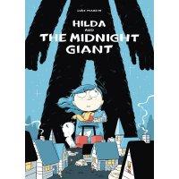 【现货】英文原版 希尔达2:希尔达与午夜巨人 Netflix动画原著漫画 Hilda and the Midnight