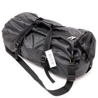 防水折叠旅行包男手提运动包行李袋单肩包女休闲包时尚训练健身包 黑色