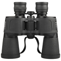 双筒望远镜高倍高清夜视儿童非红外1000军望眼镜演唱会 黑色款