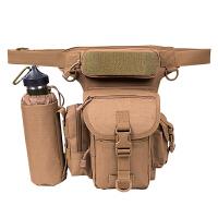 户外腿包多功能战术腿包男女骑行腰腿包挂包相机包腰包绑腿工具包