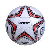 Star世达 足球SB8235-04 5号成人用球 合成皮革PVC 耐磨 高弹性 多层处理 弹性复原力好